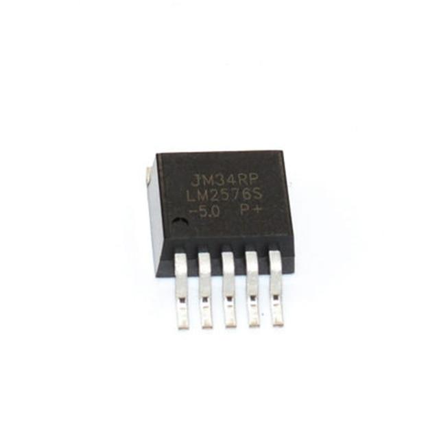LM2576S-5.0 LM2576-5.0 LM2576 SMD إلى-263 5 V 3A الترانزستور mosfet مكونات إلكترونية 10 قطعة/الوحدة