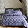 Комплект постельного белья из 3 предметов высокого качества с геометрическим абстрактным пододеяльником и наволочкой без простыней 228*228 см...