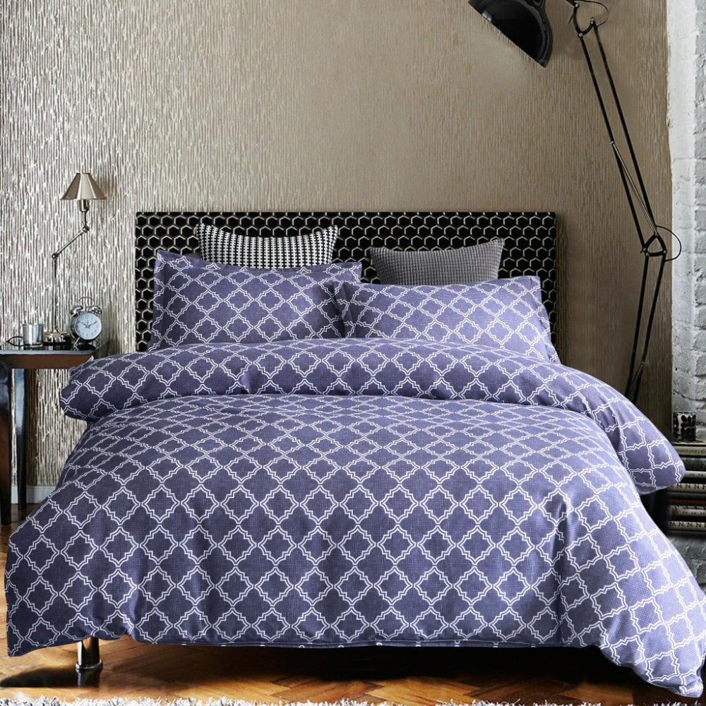3pcs Bedding Set High Quality Geometric Abstract Quilt Sleeve And Pillow Sleeve Without Sheets 228*228cm 260*230cm3pcs Bedding Set High Quality Geometric Abstract Quilt Sleeve And Pillow Sleeve Without Sheets 228*228cm 260*230cm