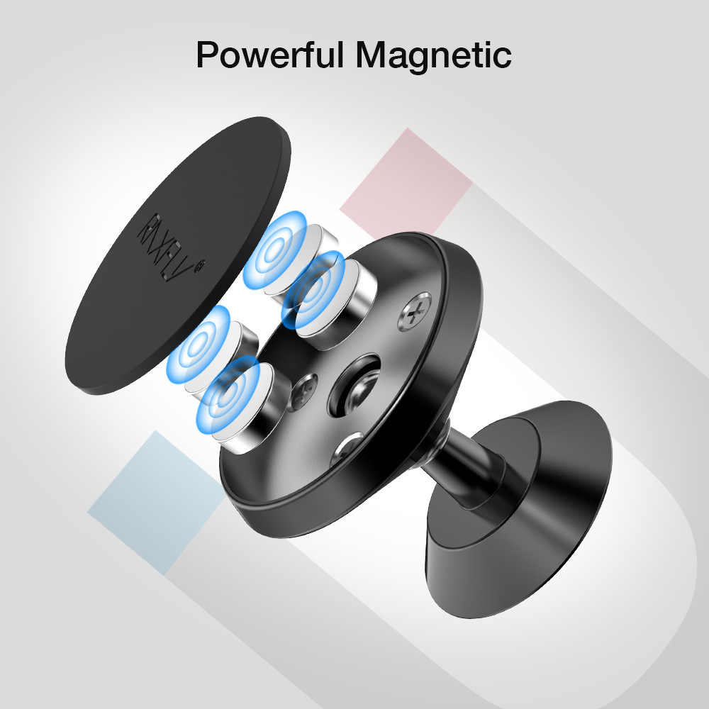 Suporte do Telefone do carro Air Vent Mount Mobile Smartphone Suporte Magnético Ímã Apoio voiture GPS Para iPhone XS Max Samsung Popsocket