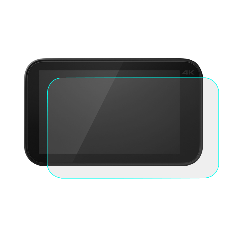 LCD Screen Tempered Glass Protective Film For Xiaomi Mijia 4K Mini Action Camera Protector For Mijia 4K Mini