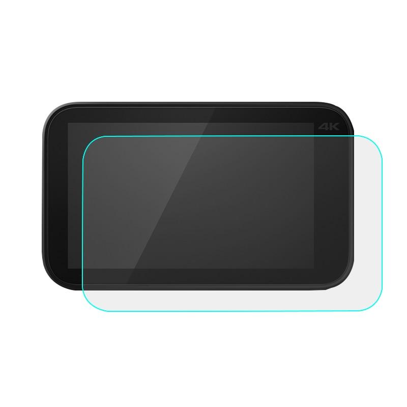 LCD Screen Tempered Glass Protective Film For Xiaomi Mijia 4K Mini Action Camera Protector For Mijia 4K Mini