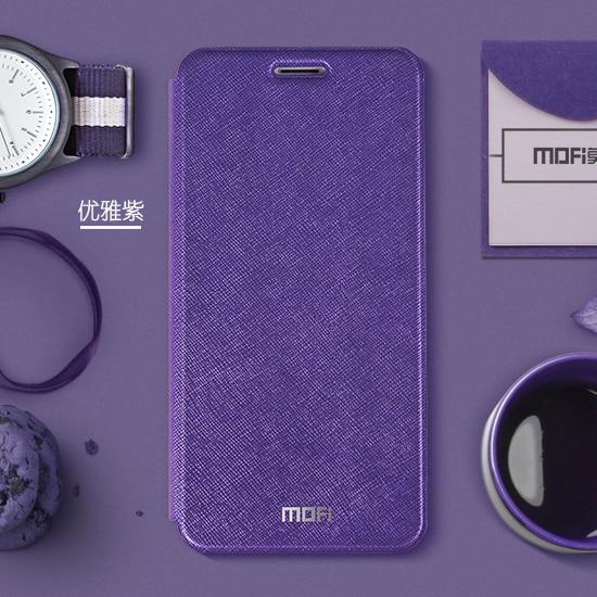 Mofi Magro Do Caso Da Aleta Para Xiaomi Redmi 4X/For Xiaomi Redmi 4A Caso PU LEATHER + TPU Capa de Silicone telefone Funda