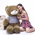 1 ШТ. 60 см Большой Плюшевый Мишка Плюшевые игрушки медведя Плюша Животных Большой Мягкая Игрушка Подарок на День Рождения Валентина юбилей