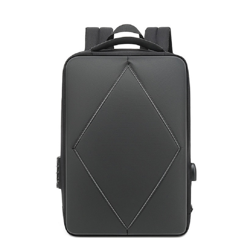 M284 Waterproof 15.6inch Laptop Backpack NO <font><b>Key</b></font> <font><b>TSA</b></font> Anti Theft Men Backpacks Travel Teenage Backpack Bag Male Bagpack Mochila image