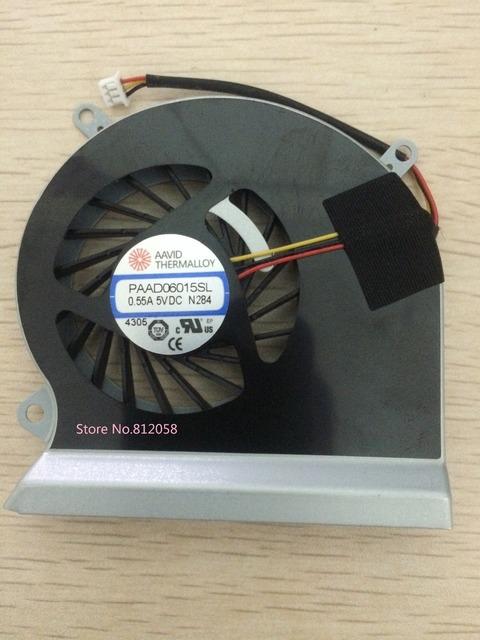 Nuevo Ventilador de la CPU para MSI GE60 laotop 16GC 16GA Portátil Envío gratis