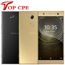 Разблокированный смартфон Sony Xperia XA2 Ultra 4G LTE Android Octa Core RAM 4 Гб ROM 32 Гб 6,0 дюйма 23 МП камера мобильный телефон