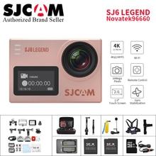 Original SJCAM Sj6 Legend HD yi 4k Wifi action cam 16MP 2.0″ Touch Screen helmet cam Diving 30M Remote Sports a video camera DVR
