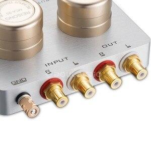 Image 5 - Nobsound Ses yükseltici transformatör MC Hareketli Bobin Fono Sahne Kartuşu Preamp Pasif Telefon PC Için/CD Çalar/MC Fono pikap