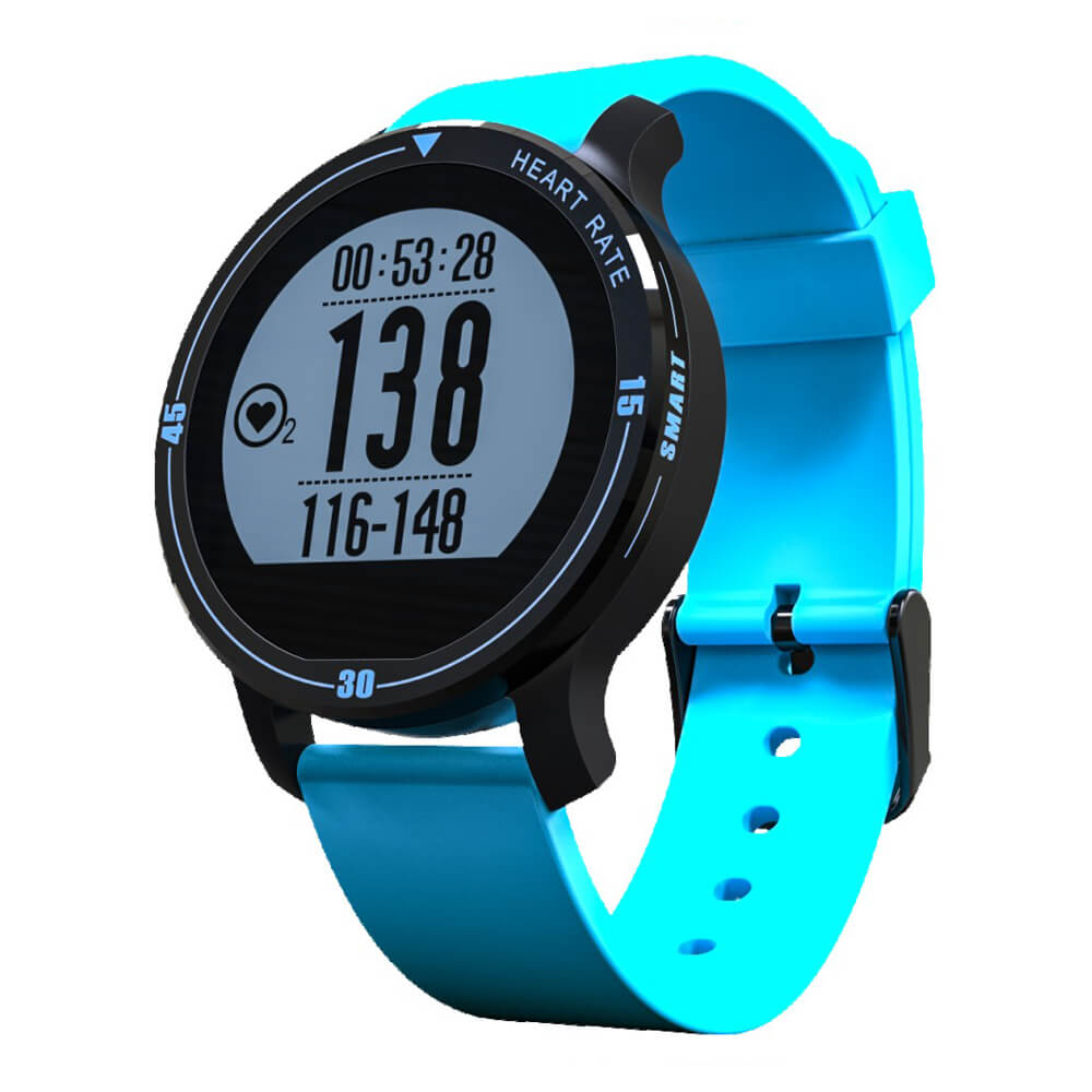 MAKIBES AEROBIC A1 SMART SPORTS WATCH BLUETOOTH DYNAMIC HEART RATE MONITOR SMARTWATCH S200 231407 10