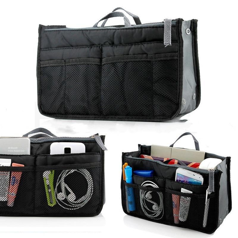 Free Shipping Car Trunk Storage Multifunctional Small Handbag Travel Storage Bag Cosmetic Bags &Cases Toiletry Bag Car Organizer