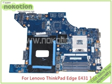 VILE1 NM A043 rev 1 0 for lenovo Edge E431 14 Laptop font b motherboard b