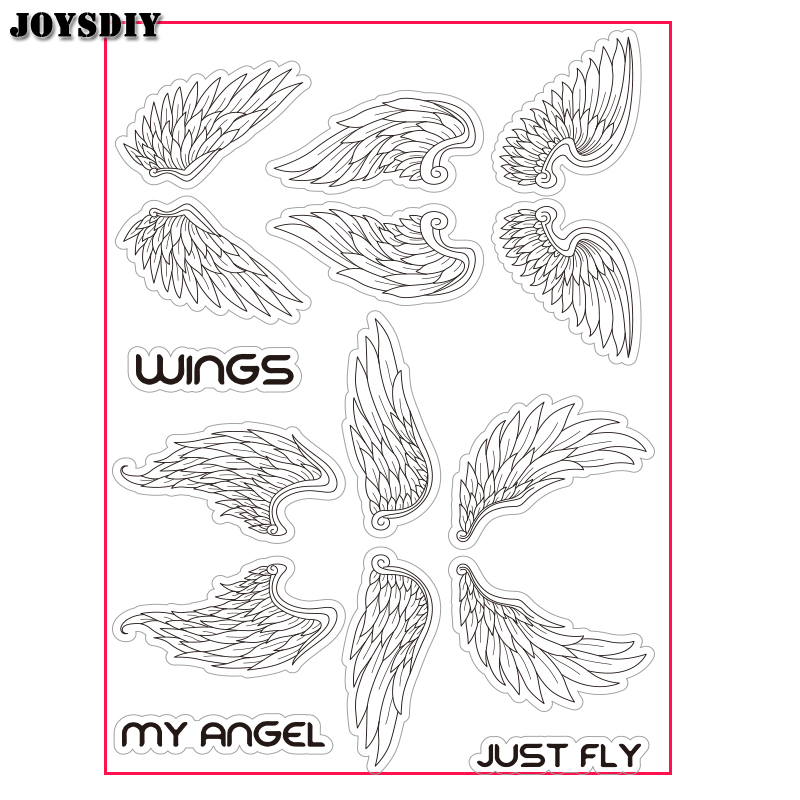 Wings and just fly Scrapbook   photo cards account rubber stamp clear stamp transparent stamp Handmade card stamp spider texture background scrapbook diy photo cards account rubber stamp clear stamp transparent stamp handmade card stamp