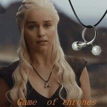 Daenerys Targaryen Pearl Ring