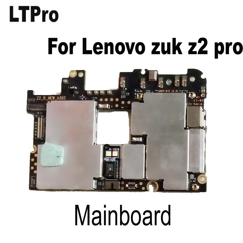 Original Used Test Working Mainboard For Lenovo zuk z2 pro motherboard main board card fee chipsets
