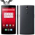 "Original oneplus one teléfono celular 5.5 ""1080 P Android 5.1 64Bit Octa Core Snapdragon 810 2.5 GHz 3 GB RAM 16 GB ROM 13MP Teléfono Móvil"