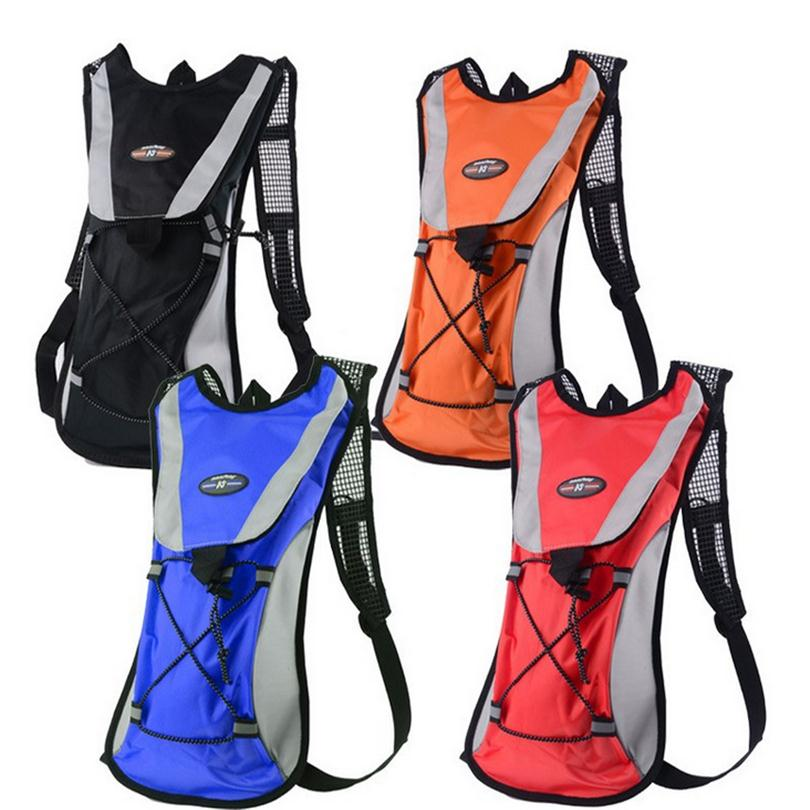 De alta Capacidad Bolsas de Nylon Kits de Viaje Mochila Packsack mochila Bolso A
