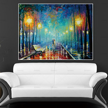 Wall painting Picture poster art Canvas home Decor wall pictures for living room Abstract Unframed Modern