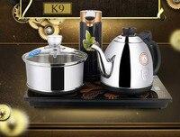Ushui totalmente automático chaleira elétrica chaleira de chá com fogão inteligente completa Proteção Anti-seca