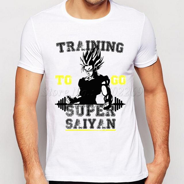 Super Saiyan Gym T-Shirt