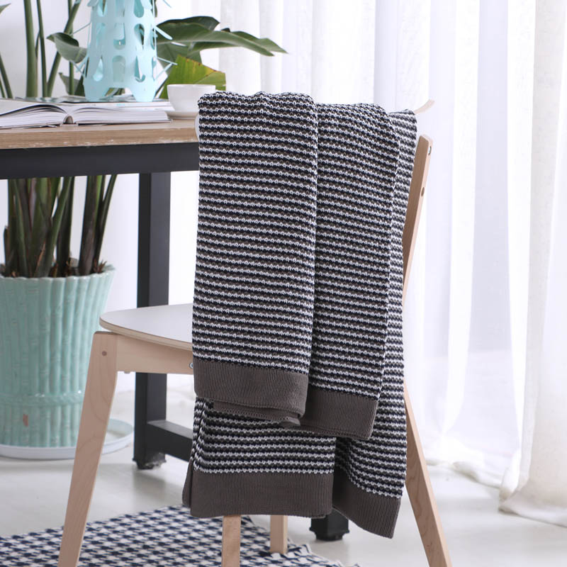100% Cotton Kintting Blankets Throw Blanket for Sofa/Bed/Plane/Travel Plaids Bedding Set 130x180 cm Spring/Autumn Sofa Blanket  аккумулятор delkor 60r 65d23l 520 а обр пол 60 а ч