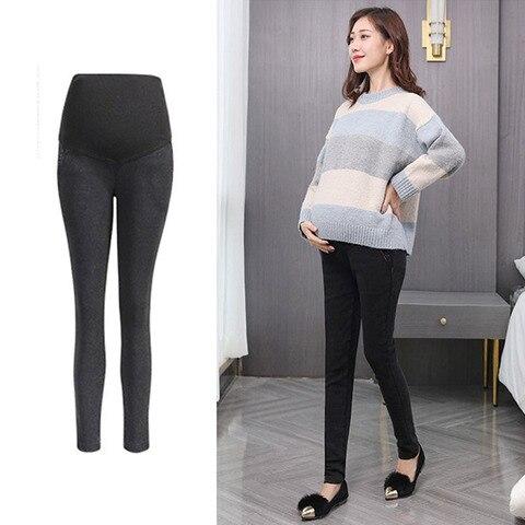 m 3xl denim calcas de brim para mulheres gravidas roupas de enfermagem estiramento calcas de