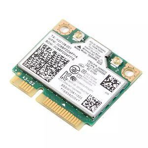 Image 2 - IBM Lenovo Thinkpad wireless scheda wifi Intel Wireless ac 7260 7260HMW 867Mbps 802.11 ac Mini PCI E dual band FRU: 04X6090
