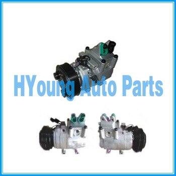 977014F100 97701-4F100 auto ac Kompressor für Hyundai H100 AU Lkw Porter II 4PK 128mm HVCC/Doowon HS15