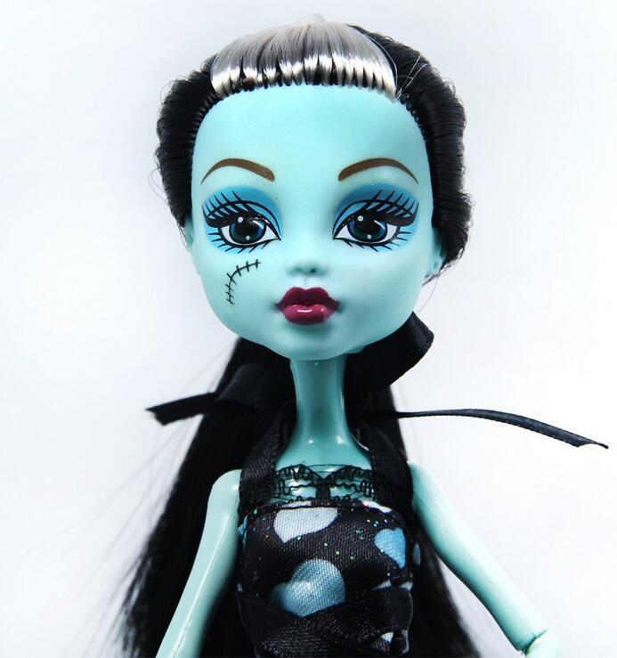 Fashion Monster Dolls 28cm 17