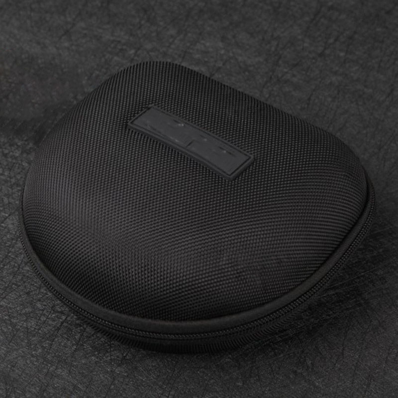 lowest price HAOBA Shockproof EVA Headphone Case Portable Storage Headset Bag High Quality Earphone Accessories Zipper Box For Marshall
