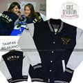 KPOP  Girls Generation SNSD YONSEI YOONA YURI JESSICA SOOYOUNG TAEYEOM  Baseball Jacket