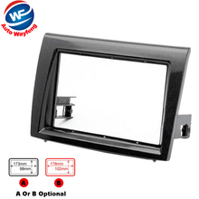Car Fitting Kit installation Audio Radio fascia Adaptor Dash Trim Kits Facia Panel DVD Frame For