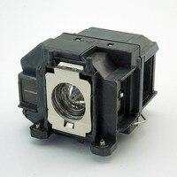 Vervangende Projector Lamp Voor ELPLP67 Voor EB X14/EB X15/EH TW480/EX3210/EX5210/EX7210/MG 50/ MG 850HD/PowerLite 1221-in Projector Lampen van Consumentenelektronica op