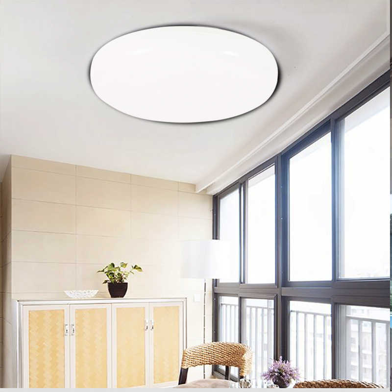 LED Ceiling Light 220V Ceiling Lamp 15W 20W 30W 50W Round Ultra Thin Panel Lights for living room Lights Bathroom Home Lighting