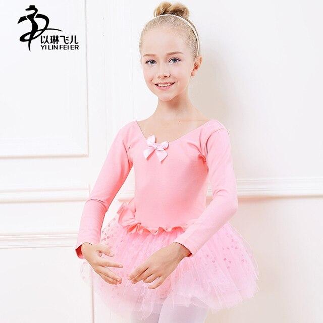 866e2fa36 Pink Ballet Dance Tutu Skirt Girls Cute Ballet Standard Costumes ...