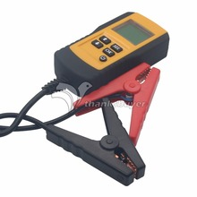 Car Battery Analyzer Test Tool for 12V Lead Acid Battery LCD Digital Display Battery Checker AE300
