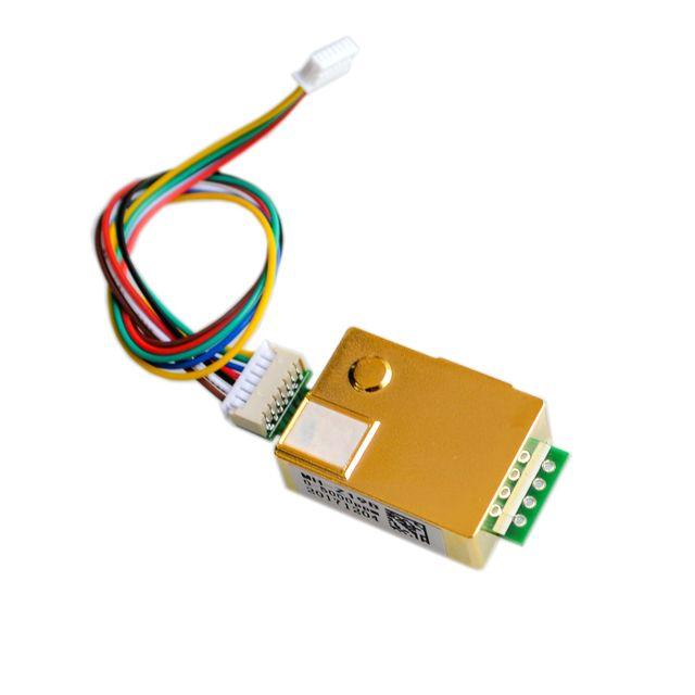 MH Z19 infrared co2 sensor for co2 monitor MH Z19B Infrared Carbon Dioxide co2 gas Sensor 0 5000ppm