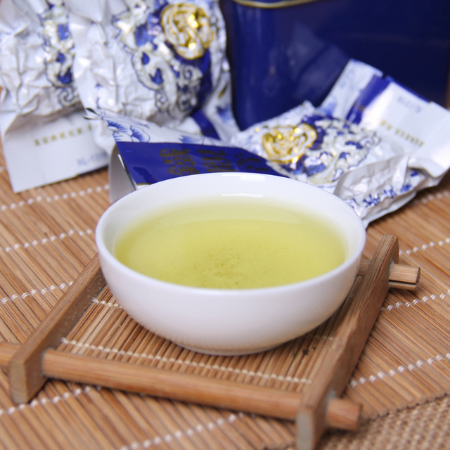 TieGuanYin Superior Oolong Tea 1275 Organic Green Tie Guan Yin Tea To Loose Weight China Green Food Gift Package