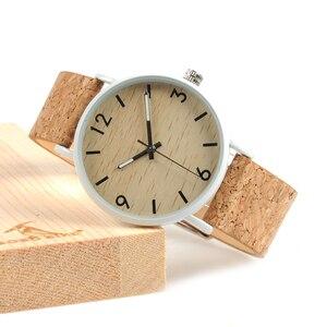 Image 4 - BOBO BIRD L E18 Stainless Steel Watches Men Quartz Watch Custom Logo Brand Designer Ladies orologio da polso OEM