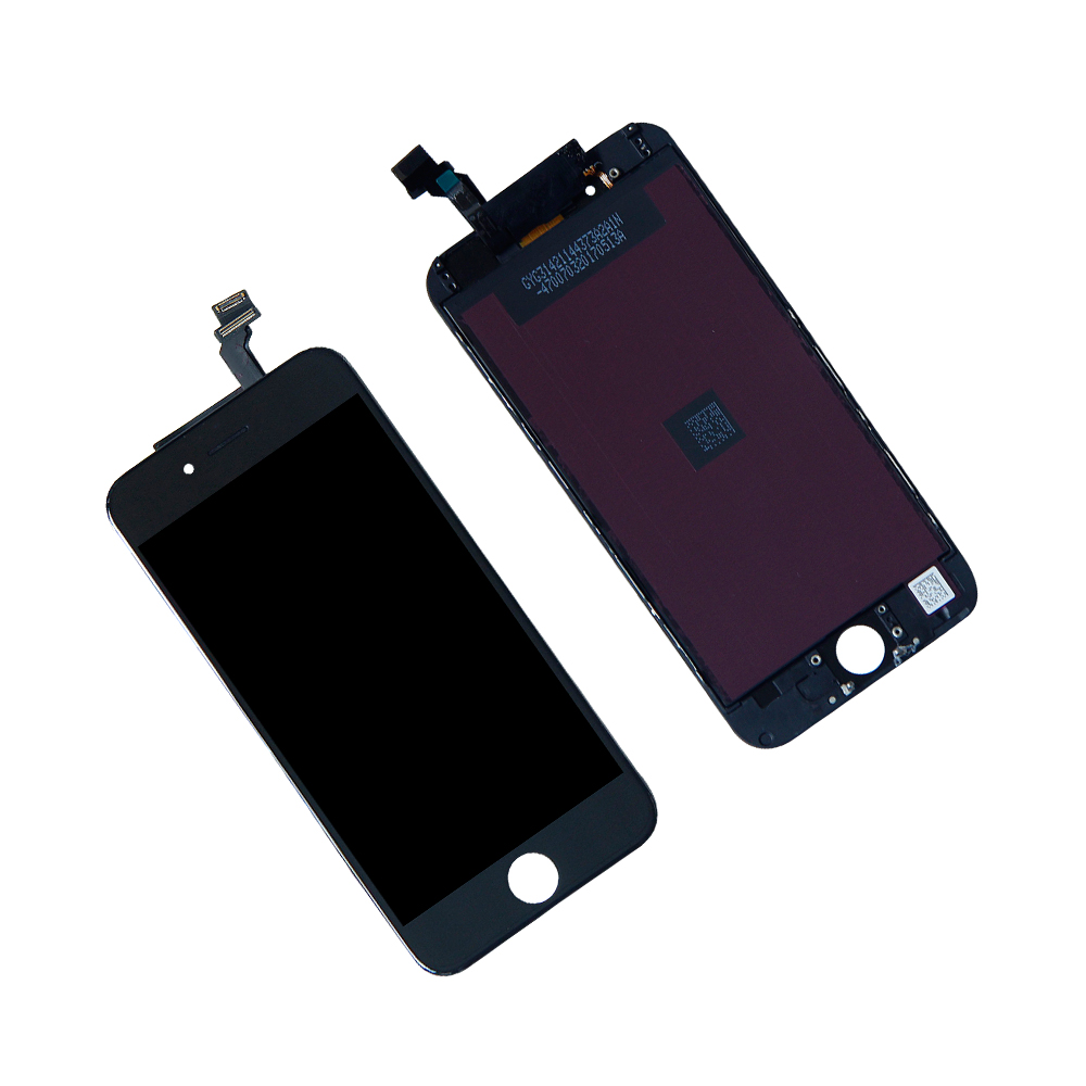 Galleria fotografica Touch Screen Digitizer LCD Display For iPhone 6 A1549 A1586 TouchScreen Assembly Mobile Smartphone For Iphone Accessories Parts