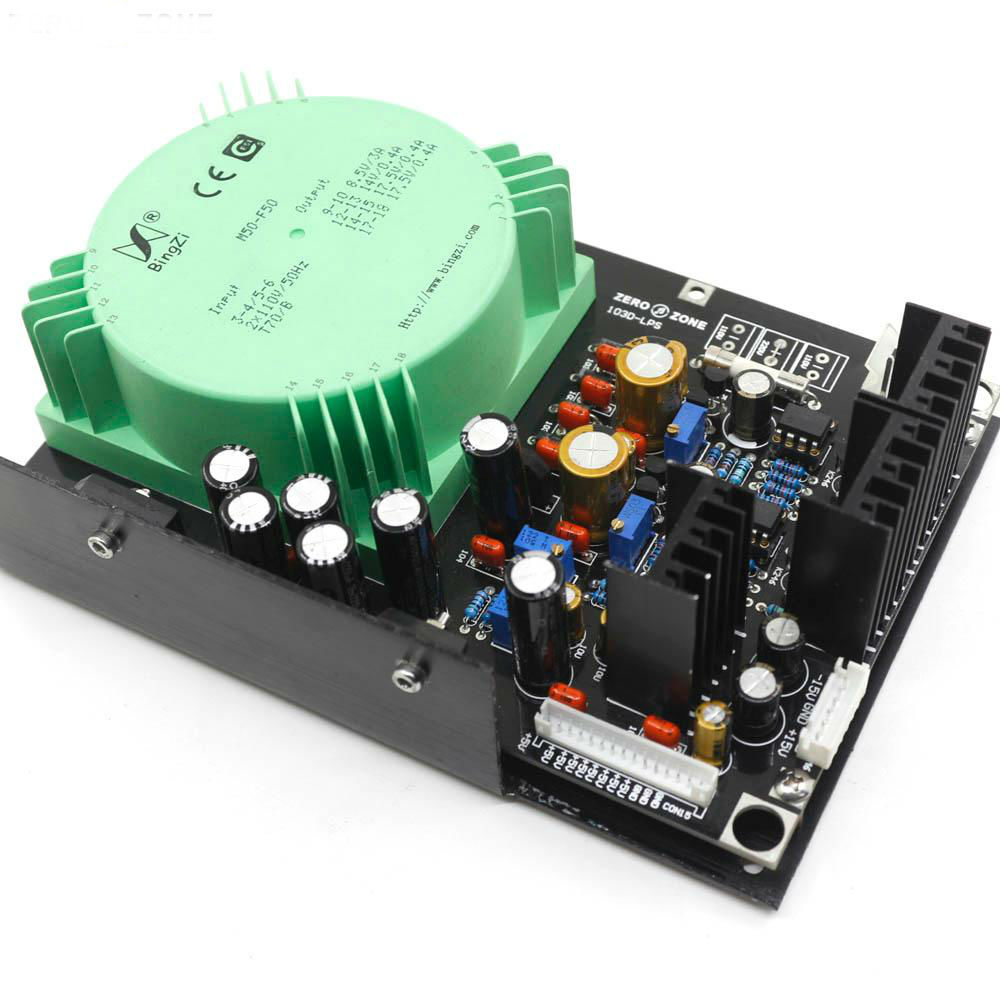 103 //103D PSU board New ver Hifi Linear Power supply Module for update OPPO 93