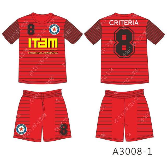 team jersey design online cheap sublimation shirts football jersey ...
