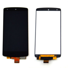 100% Original for LG Google Nexus 5 D820 D821 LCD with Touch Digitizer Screen Assembly