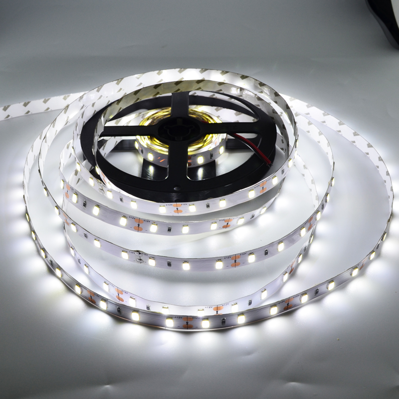5m SMD5630 LED Strip Light Non waterproof 300leds/roll white