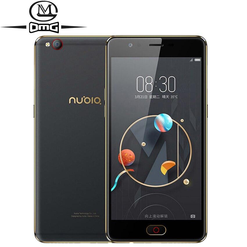 ZTE Nubia M2 Lite 4G Smartphone 3GB RAM 64GB Android MT6750 Octa Core 5 5 13MP