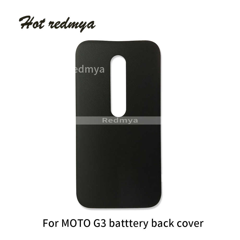 low priced 8ee08 47a19 Battery Back Cover Door Housing Case For Motorola Moto G3 3rd 3Gen XT1540  Full Back Cover Rear Case Replacement Cellphone Covers