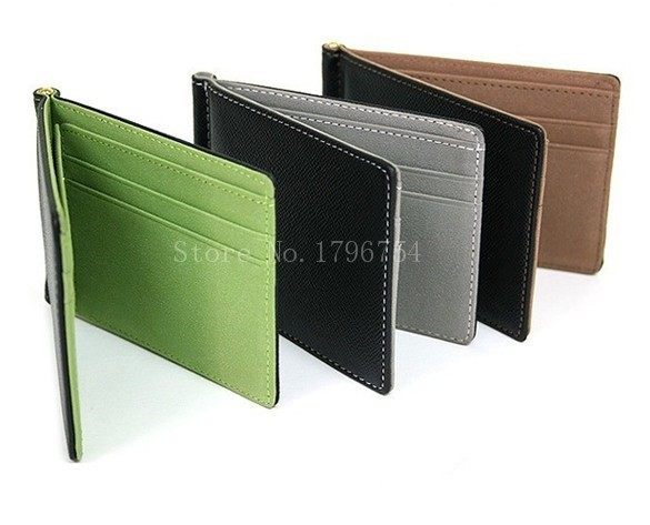 HTB19snwPXXXXXXCXpXXq6xXFXXXE - BLEVOLO Brand Men Wallet Short Skin Wallets Purses PU Leather Money Clips Sollid Thin Wallet For Men Purses 4 Colors
