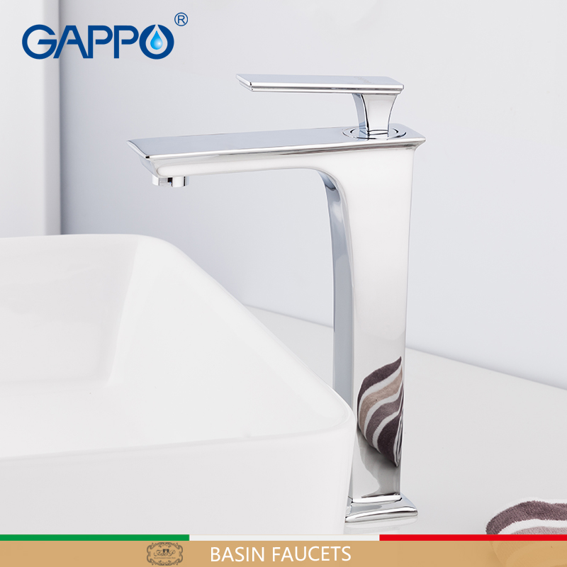 Hot Sale GAPPO Basin Faucet waterfall basin mixer taps sink faucets ...