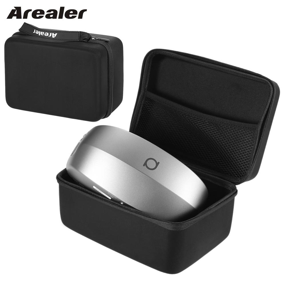 Arealer Storage Case For Samsung Gear Vr Headset Portable Case Bag For All-in-one Vr Headset Vr Virtual Reality Glasses For Sale Vr/ar Devices 3d Glasses/ Virtual Reality Glasses