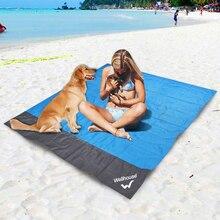 Foldable Dog Camping Mat  for Travel Outdoor Waterproof Beach Blanket Pet Picnic Portable Cushion Cat cama perro